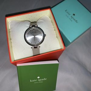 Kate Spade leather watch. Never been worn